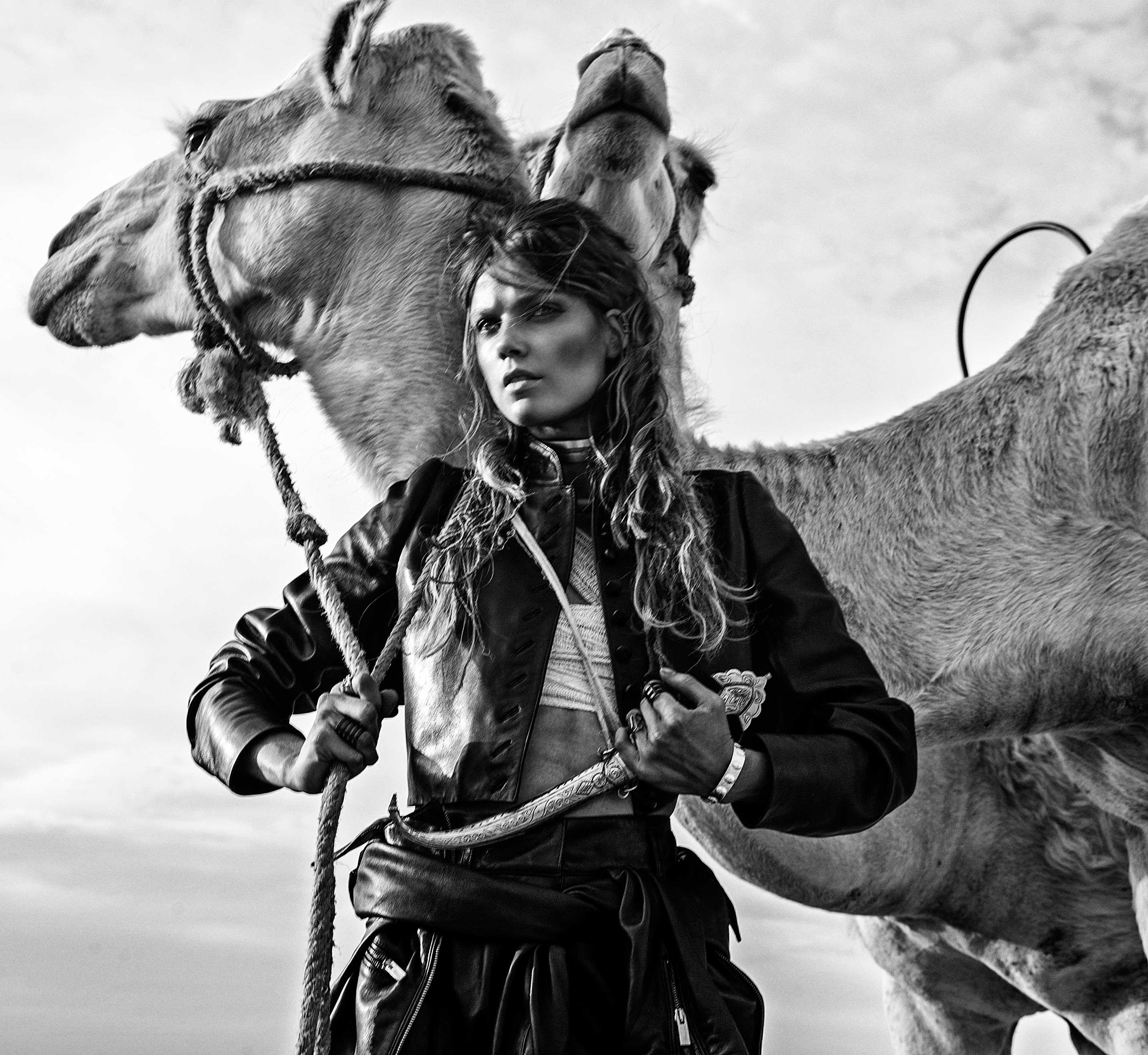 FAR HORIZONS – Harper's Bazaar Kazakhstan | SY DELORME